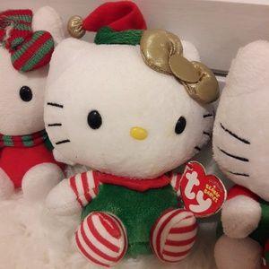 Hello Kitty Other - Christmas Hello Kitty 5 bundle